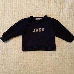 MJK Knits Jack Sweater